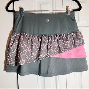 Fila Shorts - Fila Layered Skort